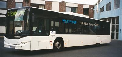 Centroliner Bus