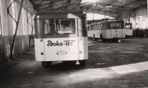 Depot von Innen 1955