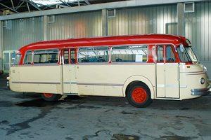 NWF BK Linienbus von 1954