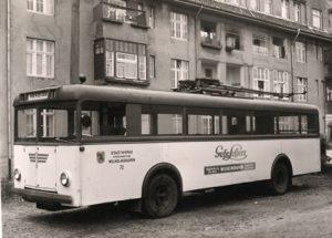 Bus Hentschel aus 1955