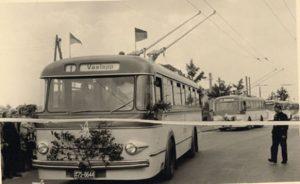 Linieneröffnung 1958